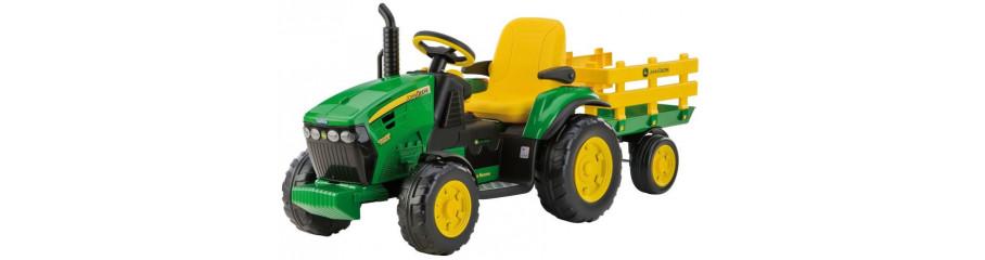 Traktorki elektryczne