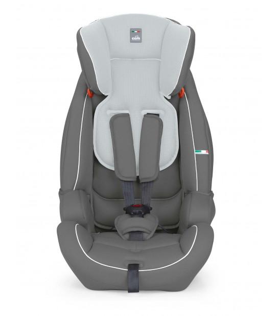 CAM LE MANS doskonałej jakości włoski fotelik samochodowy od 9 do 36 kg