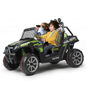 POLARIS RANGER RZR 24V GREEN SHADOW NOWOŚĆ