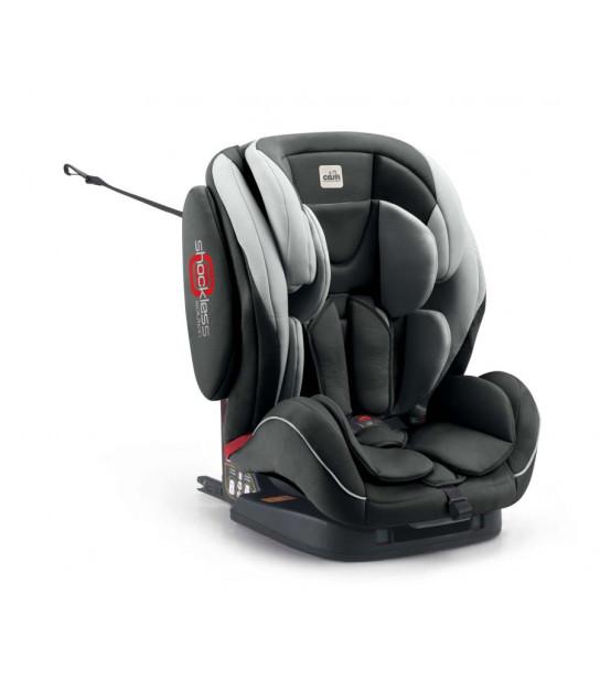 CAM REGOLO ISOFIX fotelik samochodowy grupa 1/2/3 (9-36kg) z systemem ISOFIX z regulacją oparcia